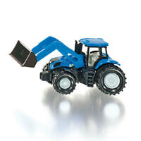 SIKU New Holland Tractor Frontloader * die-cast toy vehicle model * NEW #1355