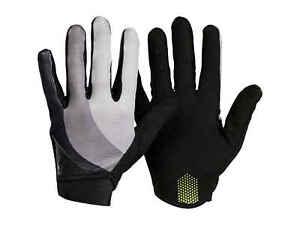 NEW! Bontrager Tario Mountain Bike Women's Gloves Color Grey Size X-Small