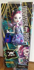 Muñeca Monster High Catrine de Mew chillido destruido Raro Original Nuevo Y En Caja Pirata