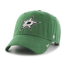 47 BRAND Women's NHL Dallas Stars'47 Miata Clean Up Adjustable Hat KELLY GREEN