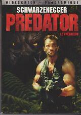 Predator (1987, DVD, Arnold Schwarzenegger, Jesse Ventura, Eng/French) Brand New