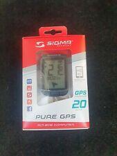 Nueva Computadora Bici SIGMA pura GPS
