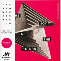 Slow Readers Club, The - The Joy Of The Return Magenta Co (2020 - EU - Original)