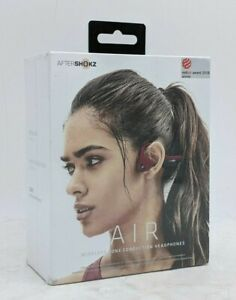AfterShokz Air Wireless Bone Conduction Headphones - Canyon Red -NR6115