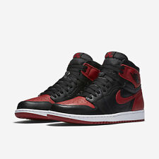 NIKE AIR JORDAN 1 Retro High OG *BRED* royal fragment toe top *EU 43 /US 9.5*NEW