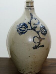 A really very old westerwald oil jug around 1650