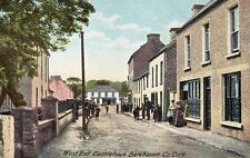 West End Castletown Berehaven Co Cork unused old pc W Lawrence