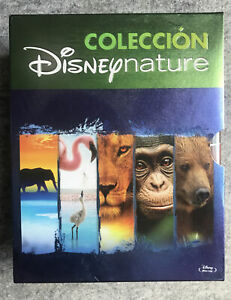 Disney Nature / Naturaleza Collection : Spanish : 5 Blu-Rays : Disney Nature