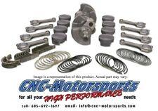 BB Chevy 496 Stroker Kit, Balanced, 6.385 Rods 4.250 Crankshaft, 12.4:1 Pistons