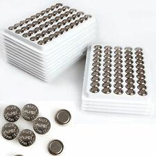 50x Wholesale LR44 AG13 L1154 357 SR44 1.5V Alkaline Button Cell Battery UK