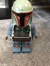 Star Wars Lego Boba Fett Alarm Clock