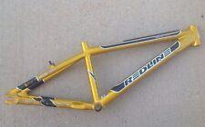 "Redline Proline 24 bmx Pro Cruiser bike frame aluminum With 22"" top tube"