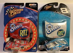 1:64 2002 2004 Dale Earnhardt Jr. #8 Oreo/Ritz Chevy Winners Circle Hood Lot