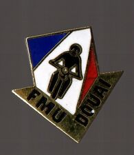 Pin's Police / FMU de Douai (Formation de Motocyclistes Urbains) EGF