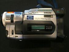Sony Ccd-Trv510 Digital8 Hi8 8Mm Video8 Camcorder Original Box - Mint