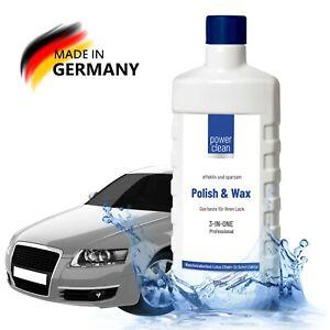 ( 23,90 €/L) Power Clean Polish & Wax Autopolitur 500ml Flasche