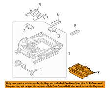 LAND ROVER OEM 07-12 Range Rover Seat Track-Bracket LR019278