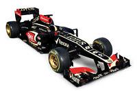 CORGI CC56801 & CC56802 LOTUS E21 F1 cars Kimi Raikkonen & R Grosjean 2013 1:43