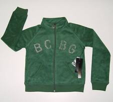 Bcbg Max Azria Girls Green Terry Jacket & Pants sz 6 NWT $220
