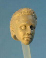 "MH259 Custom Cast Sculpt part Male head cast for use with 3.75"" action figures"
