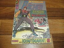 RÄCHER  # 20 -- NEU: der KRAFTMANN /  Marvel+Williams / Impressum 1.1.1975