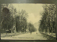 cpa 38 grenoble perspective du cours st andre  *
