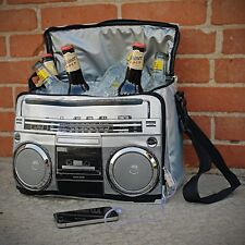 Picnic Cooler Bag and Radio ,iPhone , iPad , Android , Boombox,