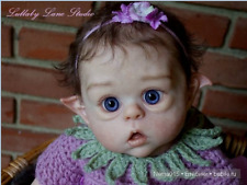 "MINI OFELIA by Olga Auer ~ 12""  Reborn FAIRY KIT ~  SOLD OUT ~ COA !!!!"