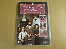 DVD / HET KLEINE HUIS OP DE PRAIRIE - DEEL 11 - AFLEVERING 31,32 & 33