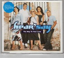 (HE824) Hear'say, The Way To Your Love (Disc 2) - 2001 CD