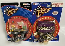 NEW Winners Circle LOT OF 2 1:64 Die Cast 12 Kerry Earnhardt Hood Series Nascar