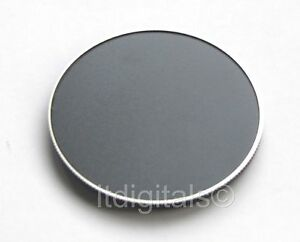 25mm Metal Screw-in Front Lens Cap Fits Filter Safety Dust Cover 25 mm U&S