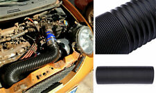 Car Intake Tube Cooling Extendable Cold Air Intake Flexible Hose Pipe Kits 63mm