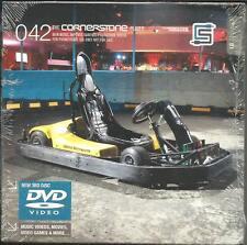PROMO 2 CD & DVD w/ PRINCE Anberlin RADIOHEAD Evan Dando AFI Kings of Leon 2003