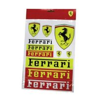 Scuderia Ferrari sticker