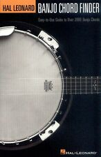 Grifftabelle für Banjo kompakt A5