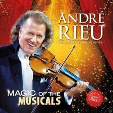 CD de musique pop rock Andre Rieu