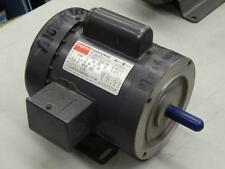 #33 Dayton Industrial Motor 1K077A 56C 1/3-HP 115/230V 1725-RPM ​1-Ph