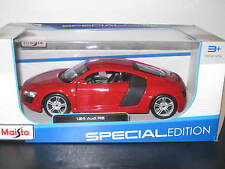AUDI R8 -  MAISTO SPECIAL EDITION - 1:24 - #31281
