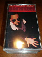 Morris Day CASSETTE Guaranteed  SEALED