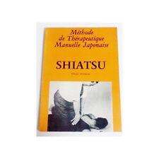 Méthode de Thérapeutique Manuelle Japonaise, shiatsu, Tokujiro Namikoshi
