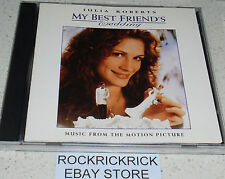 MY BEST FRIEND'S WEDDING SOUNDTRACK -13 TRACK CD-DIANA KING,ANI DIFRANCO & MORE