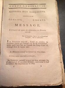 BAIL DES SALINES DES DÉPARTEMENTS DE L'EST.1799.