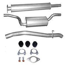 Exhaust Complete Volvo C30 1.8 16V 2.0 S40 V50 to 05/2012 + Assembly Kit