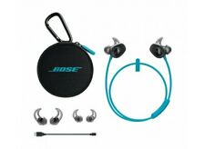 BN Genuine Bose SoundSport Wireless Bluetooth Headphones Sport Earphone Blue UK
