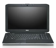 "DELL Latitude E5530 15.6"" Intel i5-3rd gen  8GB Ram 320GB HDD Windows 10 no web"