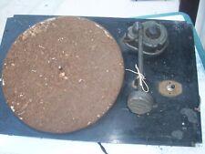 antico giradischi grammofono 78 giri crosley no( radiomarelli rurale balilla)