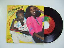 Claudja Barry & Ronnie Jones – The Two Of Us-Disco Vinile 45 Giri  ITALIA 1981