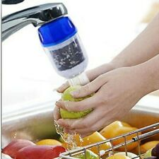 Kitchen Tap Water Filter Activated Carbon Purifier Faucet Clean Home Healthy