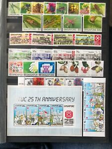 Singapore Mainly MM Selection With A Good Catalogue Value (1045)